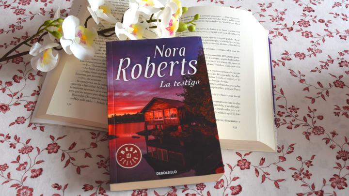 La testigo de NoraRoberts